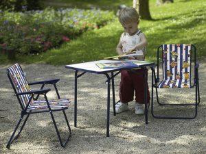 Kinder Camping Komplettset Test