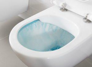 Test WC ohne Spülrand von Villeroy & Boch