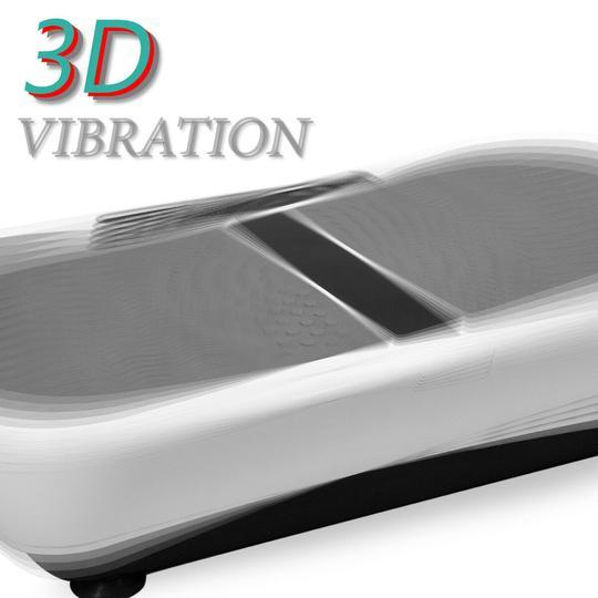 Effektivere Fettverbrennung durch 3D-Oszillations-Vibration
