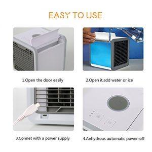 Mini Klimaanlage im Test