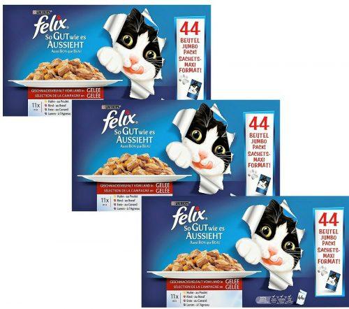 Der Bestseller sowie der erste Platz und somit das beste Nassfutter für Katzen geht an das Zum Heranzoomen mit der Maus über das Bild fahren Ähnlichen Artikel verkaufen? Selbst verkaufen Felix Katzennassfutter.