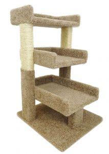 Ein guter Sitzplatz für Katzen, ist nach unserer Erfahrung nach der von New Cat.