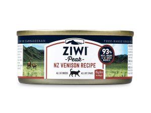Der wohlverdiente dritter Platz geht an ZiwiPeak Nassfutter für Katzen Test.