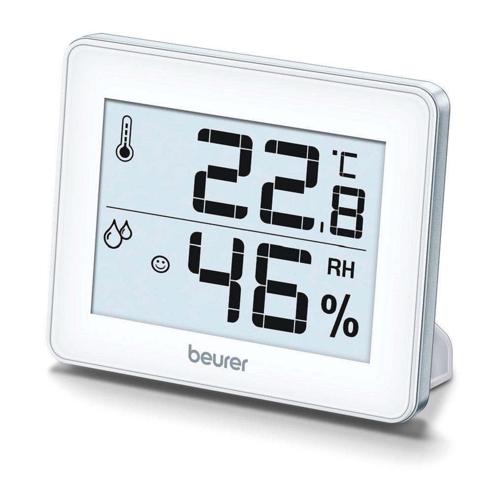 Beurer HM 16 digitaler Hygrometer im Vergleich