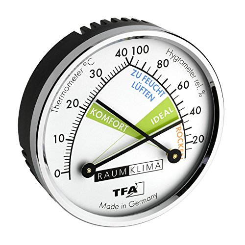 TFA Thermo-/Analog Hygrometer Test