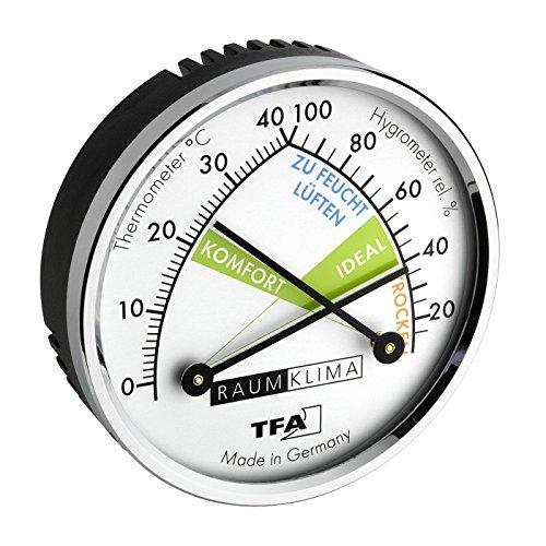 TFA Thermo-/Analog Hygrometer Test