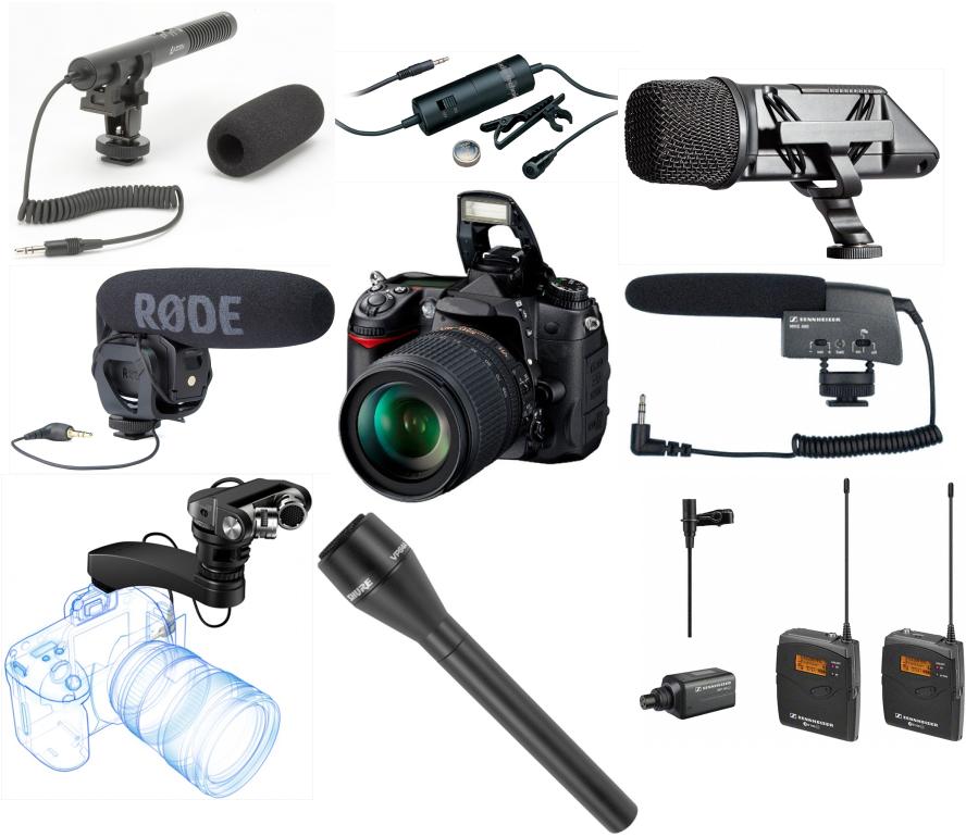 DSLR Mikrofon Test: Wir überprüfen die besten Mikrofone für DSLR-Videokameras.