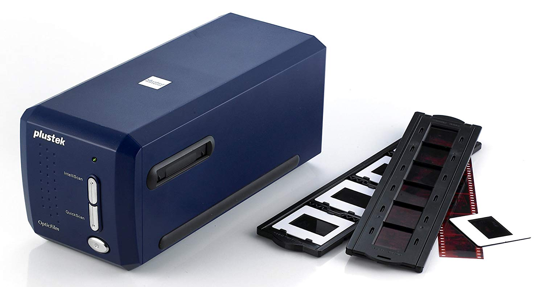 Plustek OpticFilm 8100 Negativscanner kaufen