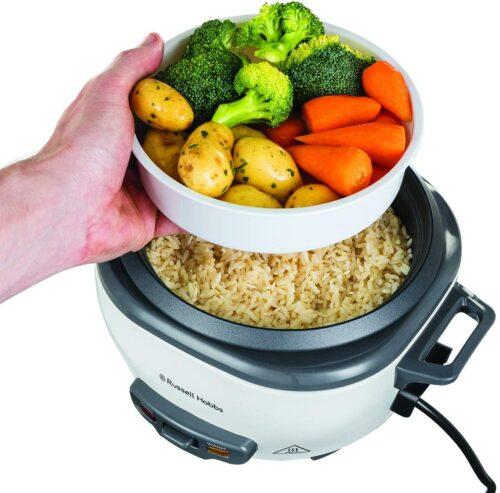 Kleiner Reiskocher
